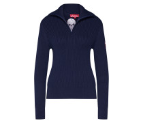 Pullover 'JF_Finte Gots' navy