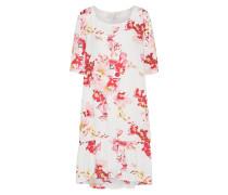 Kleid 'lamija' rosa / naturweiß
