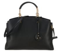Handtasche 'Carina' schwarz