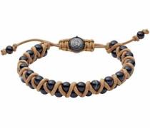 Armband 'stackables Dx1111001' braun