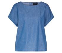T-Shirt 'camilla' blue denim