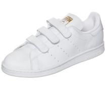 Stan Smith CF Sneaker gold / weiß