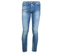 Jeanshose im klassischen Design