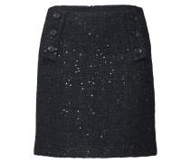 Rock 'Skirt Skirts woven' schwarz