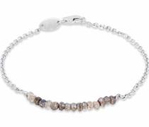 Silberarmband 'erb-18-Plata-La' silber