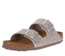 Sandale 'Arizona' taupe