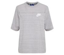T-Shirt 'av15 TOP SS Knt' grau
