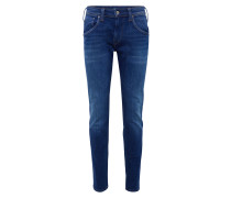 Regular-Slim-Jeans 'Zinc' blue denim