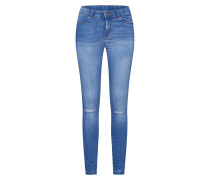 Jeans 'Lexy' blue denim