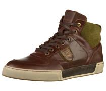 Sneaker creme / schoko / curry