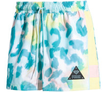 Shorts ' x Diamond ' blau / weiß
