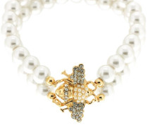 Armband 'Pearls and Bee'