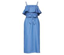 Kleid 'Raya' blau