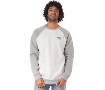 Sweatshirt 'Rutland Iii' grau / hellgrau