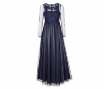 Abendkleid mit Petticoat