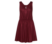 Kleid 'someone' burgunder