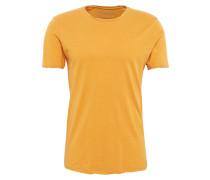 Basic-Shirt 'Marius' gelb