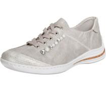 Sneakers hellgrau / weiß