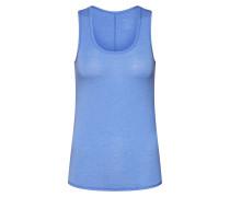 Unterhemd blau