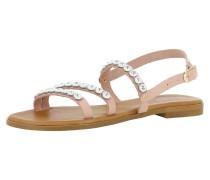 Sandale 'olimpia' rosa