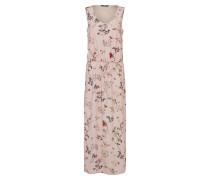 Kleid beige / rosa