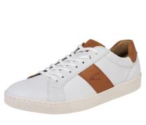 Sneaker 'Tonic 11' braun / weiß