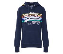 Sweatshirt 'rainbow Stripe'