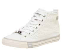 Sneaker 'Macrame' weiß