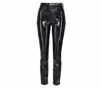 Slim-fit-Jeans schwarz
