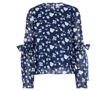 Bluse 'Dilia' blau / dunkelblau