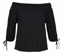 Strandshirt schwarz