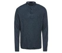Langarmshirt 'slhjonny'' dunkelblau