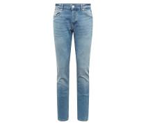 Jeans 'slim Authblue' blue denim