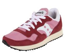 Schuhe 'dxn Vintage' pink / burgunder