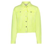Casual-Jacke mit aufgesetzter Brusttasche