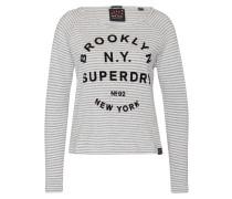 Langarmshirt 'Vintage Stripe'