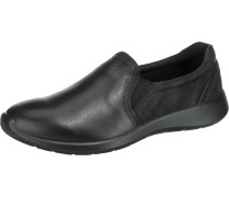Slipper 'Soft 5' schwarz