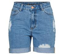 Shorts 'jules' hellblau