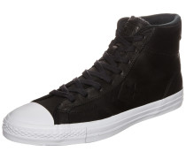 'Star Player High' Sneaker schwarz