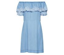 Sommerkleid 'Tati' blau