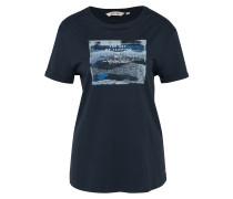 Casual T-Shirt dunkelblau