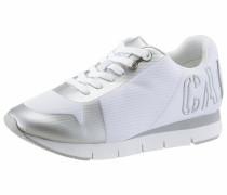 Sneaker silber
