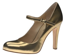 Pumps gold