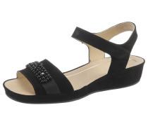 Sandalette 'Capri' schwarz