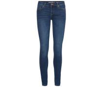 Skinny Fit Jeans 'NW Super' blue denim