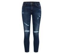 Jeans 'roxie' blau
