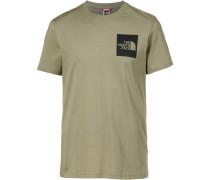 'Fine' T-Shirt hellgrün