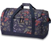 Reisetasche 'EQ Duffle' dunkelblau / tanne