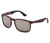 Sonnenbrille karamell / stone