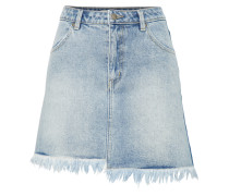 Denim- Minirock blue denim
